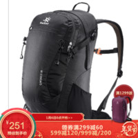 凯乐石(KAILAS)户外背包登山徒步双肩包 运动旅游骑行 风驰28L KA203301黑色 均码