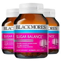 Blackmores 澳佳宝 血糖平衡片 90片 *3件