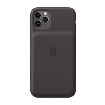 Apple iPhone 11 Pro Max 智能电池壳 (支持无线充电) - 黑色