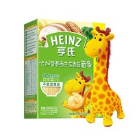 Heinz 亨氏 优加营养西兰花香菇面条 336g *6件