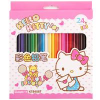 GuangBo 广博 Hellokitty彩色铅笔 24色
