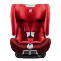 宝贝第一(Babyfirst)汽车儿童安全座椅 9个月-12岁 isofix接口 耀至 星耀红
