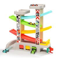特宝儿竞速赛道滑翔车小孩益智玩具 *2件