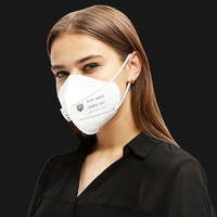 三邦防尘口罩N95防雾霾呼吸阀透气防工业粉尘打磨防毒男女电焊