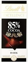 Lindt 瑞士莲 Excellence 85% 黑巧克力,100g *20件