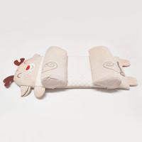 欧育 婴儿枕头0-1岁定型枕 *3件