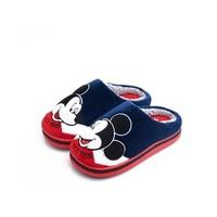 米妮米琪 儿童卡通棉拖鞋