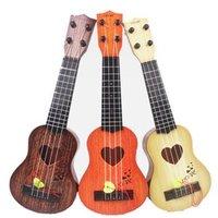可弹奏仿真尤克里里 吉他 赠送拔弦片