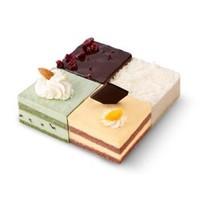 Best Cake 贝思客 许愿天使 芝士宫格蛋糕 450g