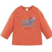 milkmile  儿童恐龙图案T恤 *3件