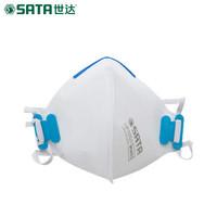世达防护防雾霾面具口罩防PM2.5防毒面具防尘喷漆防护面罩 HF0203