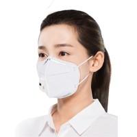 3M 9001V 3只/包 KN90 带呼吸阀 耳戴式 颗粒物防护 口罩 (计价单位:包)