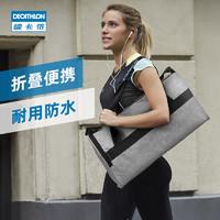 迪卡侬运动包女男旅行健身包拎包斜挎休闲包单肩手提新款时尚FICA