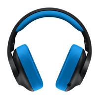 罗技(G) G233 有线游戏耳机麦克风