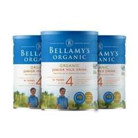 BELLAMY'S 贝拉米4 段婴儿奶粉 900g