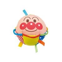 ANPANMAN 面包超人 BabyLabo发声益智波波布球 宝宝玩具手抓球 6个月以上适用 *2件