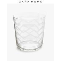 Zara Home 49037401250 白色宽版镶边杯