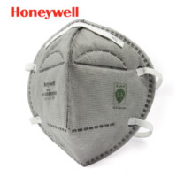 Honeywell 霍尼韦尔 H1009501C KN95 活性炭耳带式口罩 5只/包