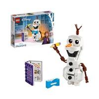 LEGO 乐高 冰雪奇缘2迪士尼系列 雪宝41169