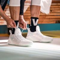安踏男款汤普森水花1代篮球鞋新款国潮运动鞋防滑球鞋