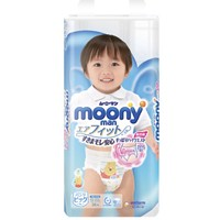 moony 尤妮佳 男婴用拉拉裤 XL38片 *4件