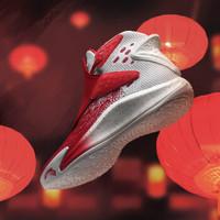 安踏官方旗舰篮球鞋男鞋运动鞋-汤普森KT5正代签名球鞋-克莱主义 CNY中国年-3 6.5(男39)
