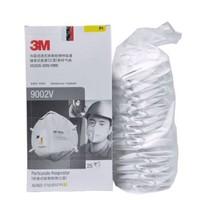 3M  男女骑行防工业粉尘防PM2.5雾霾口罩 9001V(耳带式25只环保装)