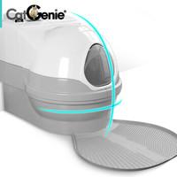CatGenie 猫洁易 猫砂盆全自动宠物猫厕所 全封闭豪华款