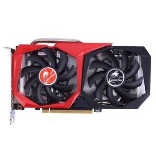 七彩虹(Colorful)战斧 GeForce RTX 2060  GDDR6 6G电竞游戏显卡