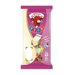 乐芝牛 芝士小食系列再制干酪(亚洲精选)24粒 125g/盒 *5件