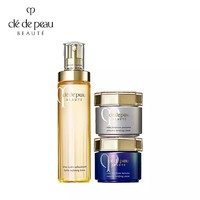 Cle de Peau BEAUTE 肌肤之钥 光采护肤套装(滋润型化妆水170ml+日霜50ml+晚霜50ml) +凑单品