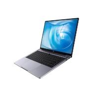 HUAWEI 华为 MateBook 14 2020款 14英寸笔记本电脑(i5-10210U、8GB、512GB、MX250、2K、100%sRGB)