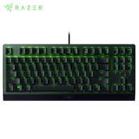 雷蛇 Razer 黑寡妇蜘蛛 X 竞技版背光款 绿轴