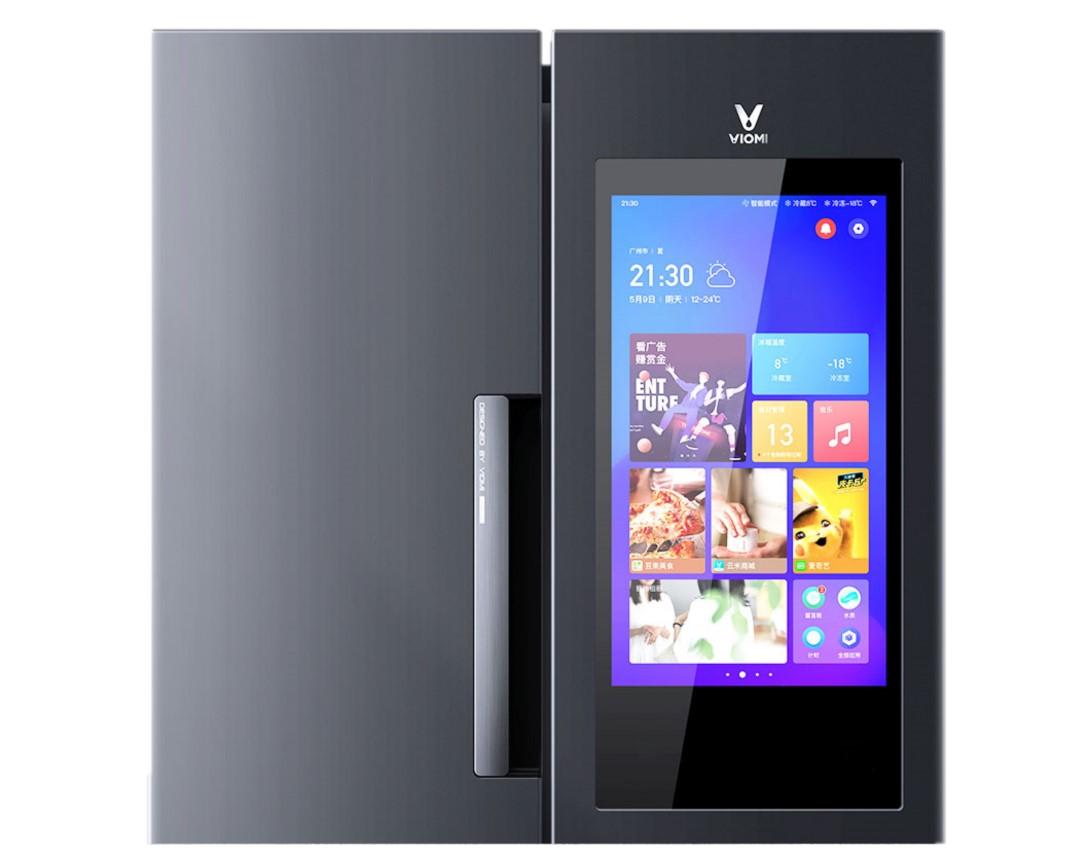 VIOMI 云米 21FACE(BCD-428WMLA)对开门冰箱