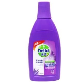 补货预告 : Dettol 滴露 超浓缩衣物除菌液 薰衣草香 700ml