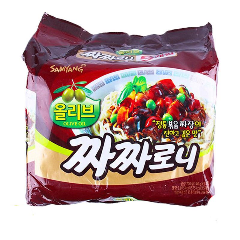SAMYANG 三养 炸酱面 700g 5袋