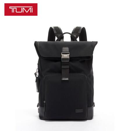 京东PLUS会员:TUMI 途明 066021D Harrison系列 男士商务时尚潮流双肩包电脑包