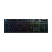 罗技(Logitech) G913 无线 RGB 机械游戏键盘矮轴 GL-C轴类青轴手感