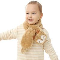 威尔贝鲁 儿童围巾冬季