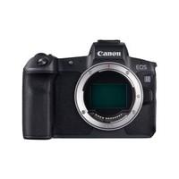 佳能Canon EOS R全画幅专业微单数码相机 3030万有效像素 4K视频 vlog EOS R 单机身日版