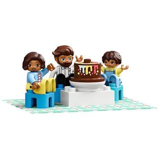 LEGO 乐高 Duplo得宝系列 10929 梦想之家