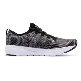 Saucony索康尼 FLAME烈火 针织网面透气缓震男鞋跑步鞋运动鞋S40036 黑色 40.5 *2件