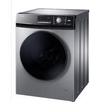 Haier 海尔 @G1012HB76S 全自动滚筒洗衣机 银灰色