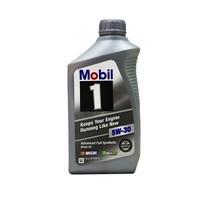 Mobil 美孚 1号 5W-30 SN 全合成机油 946ml *11件