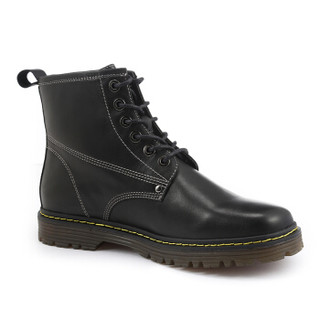 京东PLUS会员 : 京东京造 男士工装马丁靴