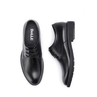 BELLE 百丽 21621CM9 男士商务正装皮鞋