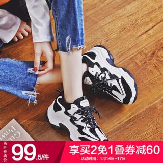 TFO 844JDM966 女士老爹鞋