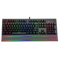 KEYCOOL 凯酷 818系列 KC818 机械键盘(青轴、有线,黑色)