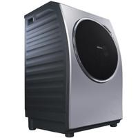 Panasonic 松下 XQG80-VD8055 斜式滚筒洗烘一体机 8kg