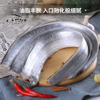 鲜到鲜得 东海带鱼 1kg
